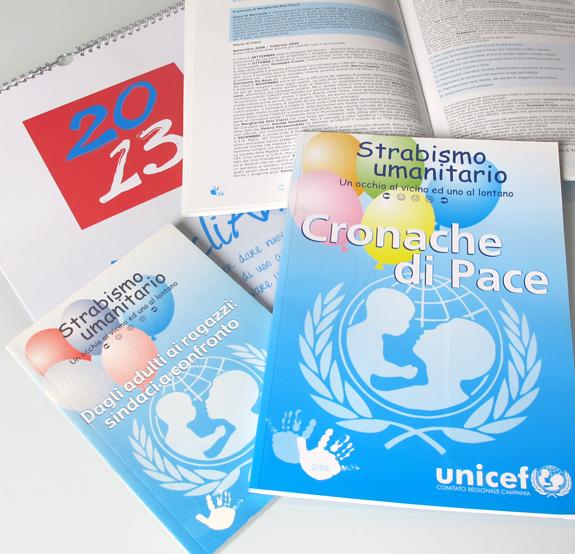 pubblicazioni per unicef campania1